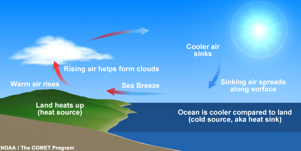 Laut Dan Darat Fiziklah
